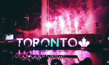 Toronto concert for you woo