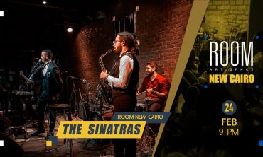 The Sinatras at Room New Cairo